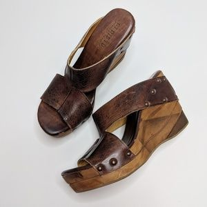 Bed Stu Olea Wedges
